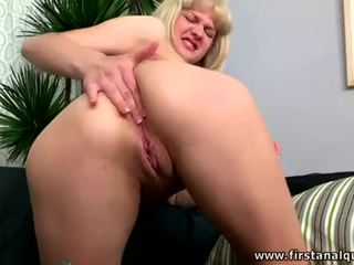 Big black cock stretches a tight hole