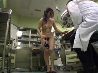 Businesslady used door dokter