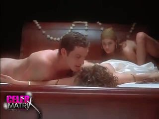 Threesome Romantic Xxx Performance Of Alyssa Milano