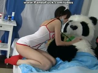Kirli sikiş to cure a sick panda