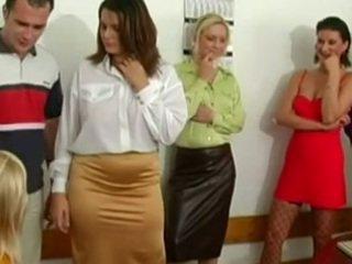 Geil secretaresse