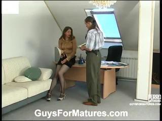 hardcore sexo, amadurece, penelope
