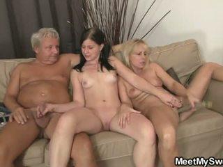 nuori, lelut, 3some