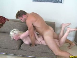 Valerie Fox gets banged hard from behind