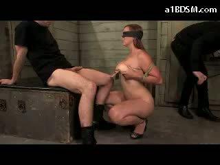 bdsm, verdzība, blindfolded