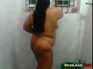 solo, fat, shower