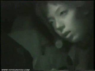 户外 夜晚 汽车 性别 由 infrared camera