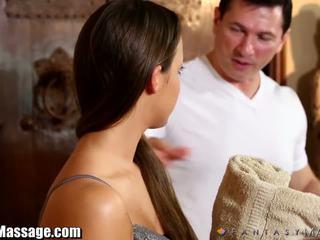 Fantasymassage amirah adara tricked till bj