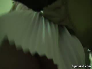 מדהימה חצאית למעלה ב איכות וידאו