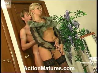 Agatha And Rolf Wicked Mamma Inside Action