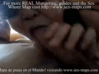 Hoer geneukt door seks toerist
