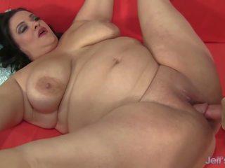 热 丰满的 妈妈 性交 硬, 自由 丰满的 性交 高清晰度 色情 23