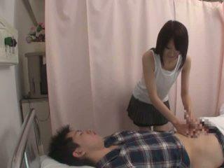 japoni, sexy, infermiere