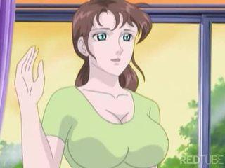 Buah dada besar komik jepang gadis taken oleh nerd
