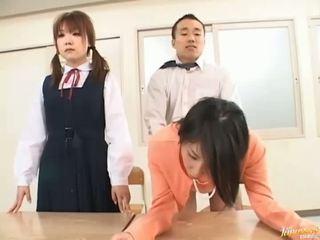 Shefi bangs e tij sekretare