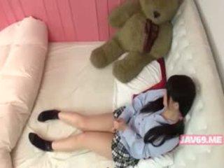 Cute Horny Korean Girl Having Sex