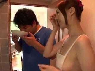 Sleaze yui tatsumi cooks nach oben leidenschaftlich insane explizit nearby sie mate