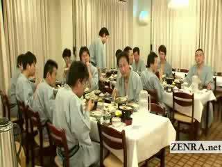 japonês, excêntrico, alimentação