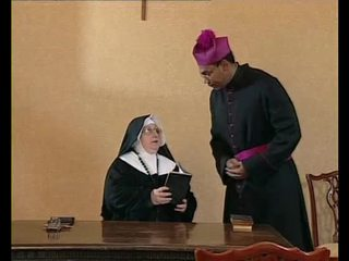 اللعنة, nuns