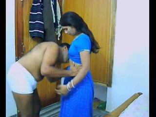 Indijke pair onto njihovo honeymoon chewing in bonking