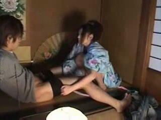 Japán család (brother és sister) szex part02