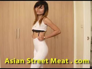 Clean thai slapper sweats voor zaad