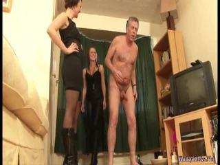 تعذيب, 3some, الكعوب العالية