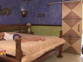 Braziliaans jonge homo playtime