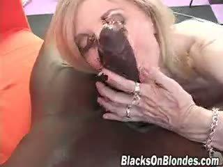thực tế, blowjob, interracial