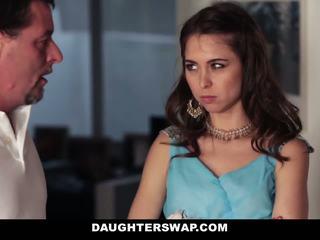 Farsor swap och fan daughters på prom natt