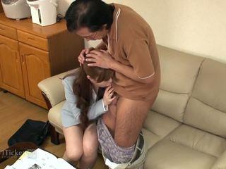 ホット 家庭教師 クリームパイ (uncensored jav)