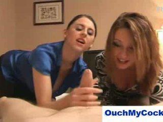 Nikita lei e hotel manager punir cheeky guy