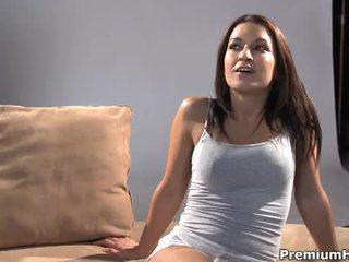 Lezbijke lovers znamka up s seks