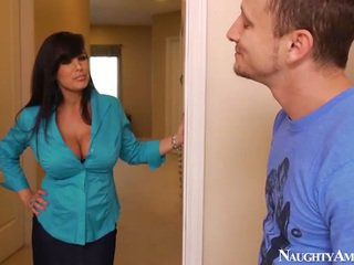 Bigtitted tuổi lisa ann has got laid