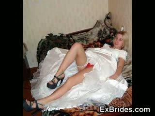 Amadora noiva namorada gf voyeur debaixo da saia exgf esposa lolly estouro casamento boneca público real cu collants nylon nua
