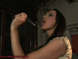 Mandy Bright The Dominating Mistress Is Back. And This Time.