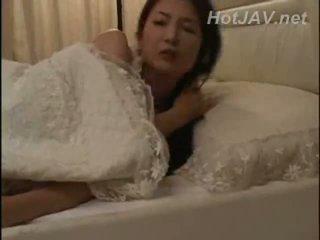 japanese, mother, milf