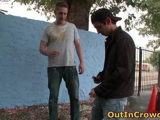 Hawt homosexuals publike duke thithur dhe anus qirje