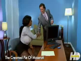 The creamed pie na maserati
