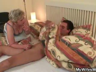 most old fuck, full grandma, granny action