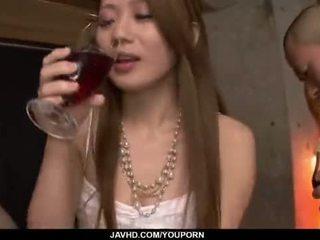 Kazumi nanase feels διάφοροι men γαμήσι αυτήν cherry