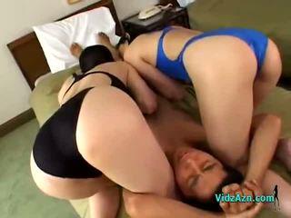 3some, blowjob, japāna