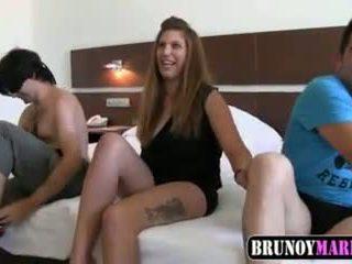 espanjalainen, threesomes, 18 vuotta vanha