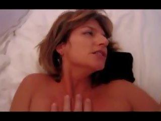 Milfy mami cums i vështirë nga anale orgazëm, porno 62