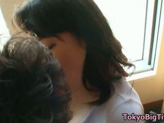 Japonské modelka veľký prsnaté súložiť klipy