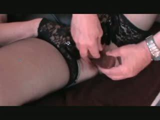 matures, masturbatie, creampie