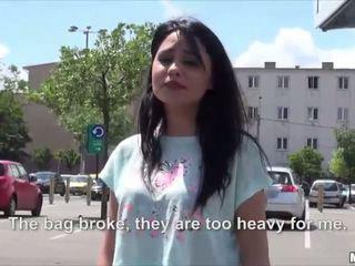 Seksuālā karstās rumānieši rides ar a stranger