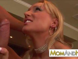 Blonde MILF Mom Dianna Doll, Free Porn Video 95