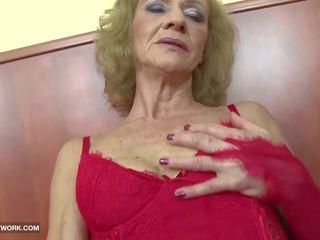 Giữa các chủng tộc khiêu dâm - bà nội likes nó thô gets hậu môn.
