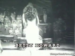 Didžiulis titted betty howard